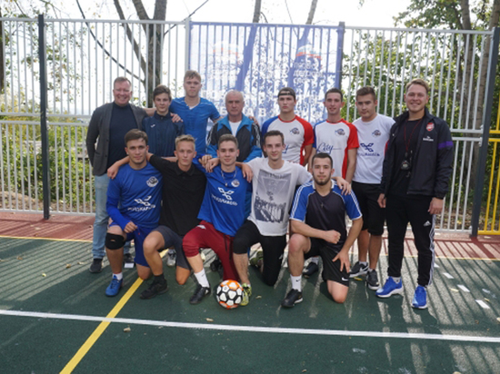 В разных районах Перми открылись новые мини-стадионы и другие спортивные  объекты