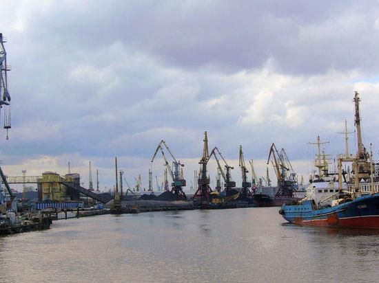 Калининградские порты показали один из худших результатов в Юго-Восточной Балтике