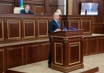 Глава Карачаево-Черкесии напутствовал новый состав регионального парламента