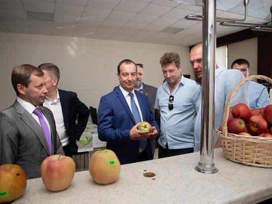 Спикер ЗСК Бурлачко посетил Крымский район с инспекцией