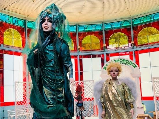Кукол со всего мира можно увидеть в Железноводске
