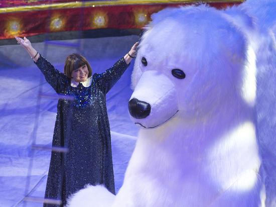 Столетие отечественного цирка: Леонтьев стал леопардом, а Королёва — собачкой