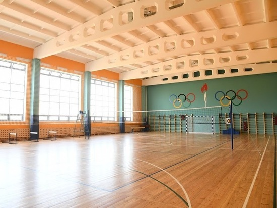 Спортивный урок в Волгоградской области провела олимпийская чемпионка