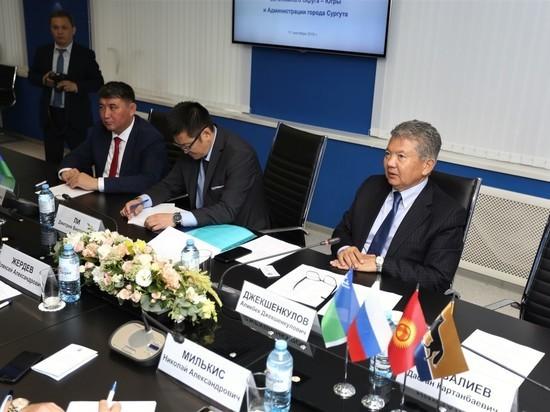 В Югре откроют офис посольства Киргизии в России