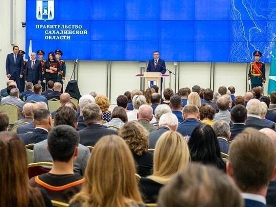 Валерий Лимаренко вступил в должность губернатора