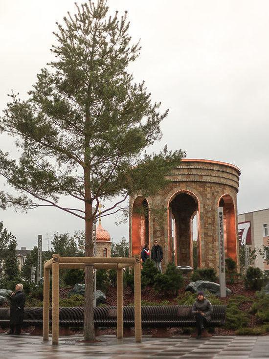 Чем уникален кемеровский Парк Ангелов и где хранится память о погибших