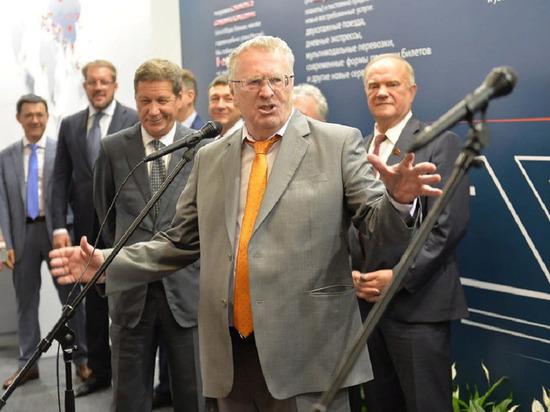 Жириновский заявил, что Белоруссия и Украина расцветут, объединившись с Россией