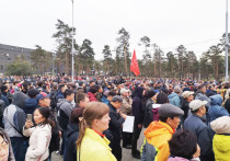 Выборы в Улан-Удэ завершились без сюрпризов