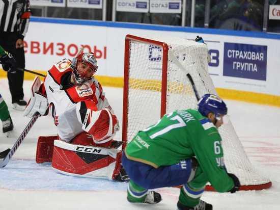 Для «Салавата Юлаева» регулярный чемпионат начался не без приключений