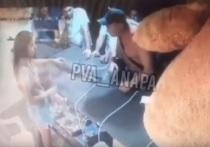 Дебошира, травмировавшего работницу тира под Анапой, выпустили из-под стражи