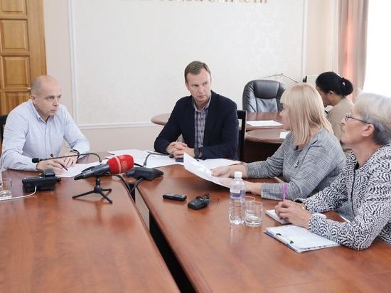 Сергей Сокол принял жалобы от жителей затопленных территорий