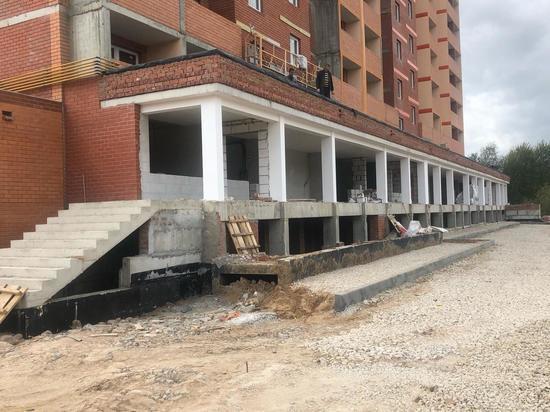 В Евроквартале Калуги строят ясли