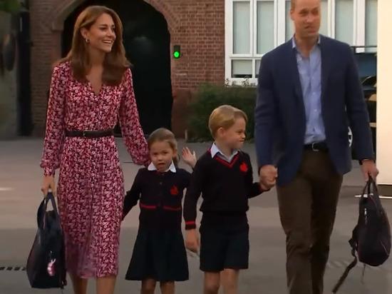 Дочь Кейт Мидлтон: мама снова беременна