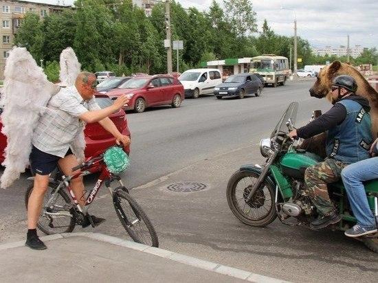 Древарх сообщил об отъезде из Архангельска