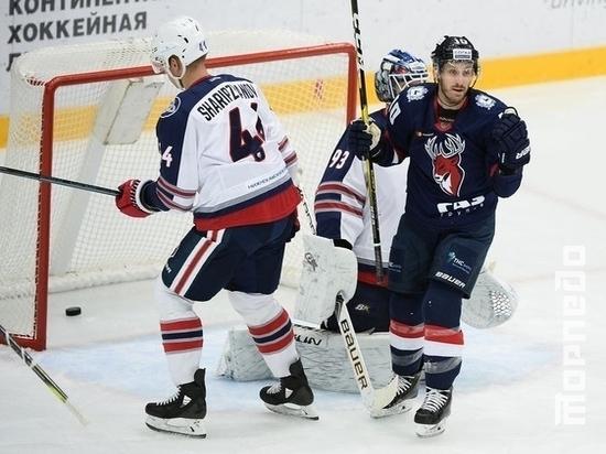 Нижегородское «Торпедо» переиграло «Нефтехимик» со счетом 3:0