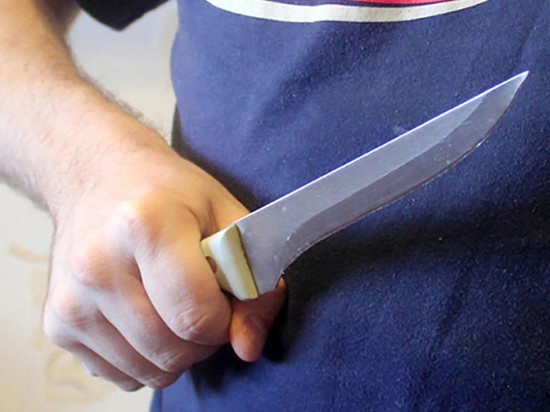 Архангельская дама пыталась выгнать сожителя из дома и получила удар ножом
