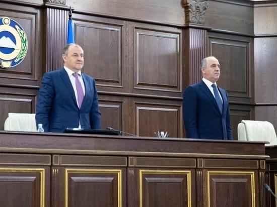 Парламент Карачаево-Черкесии возглавил Александр Иванов
