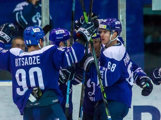 Тверское «Динамо» одержало первую домашнюю победу