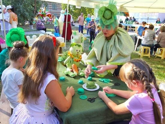 Гостей рязанского фестиваля ждет «Кочанбаскет» и «капустный бал»