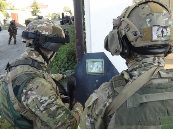 НАК: личности убитых в Кабардино-Балкарии боевиков установлены