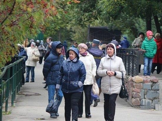Пенсионеры смогут бесплатно посетить зоопарк «Лимпопо» 1 октября