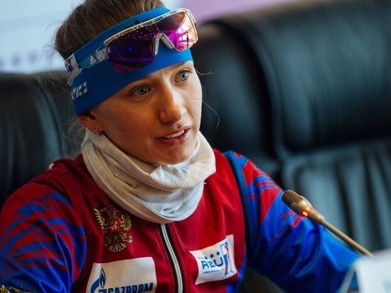 Расплата: сборная России по биатлону теряет спортсменку и квоту на КМ