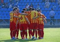 Владикавказские футболисты продлили победную серию
