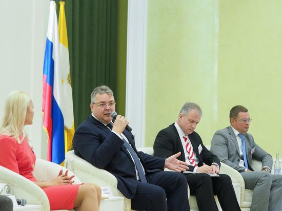 Ставрополье представило стратегию развития АПК на форуме «АгроЮг-2019»
