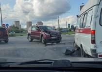 В Твери у «Глобуса» пьяный водитель устроил ДТП и сбежал