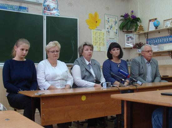В Курске идет разбирательство по случаю выпавшего из окна школьника
