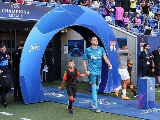 «Зенит» станет еще богаче: Лига чемпионов озолотит питерский клуб
