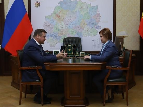 Глава администрации Рязани заведет аккаунт в соцсети