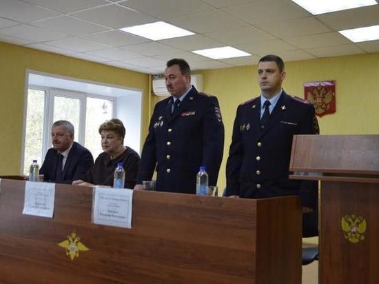 В Иванове сменился начальник отдела полиции одного из районов