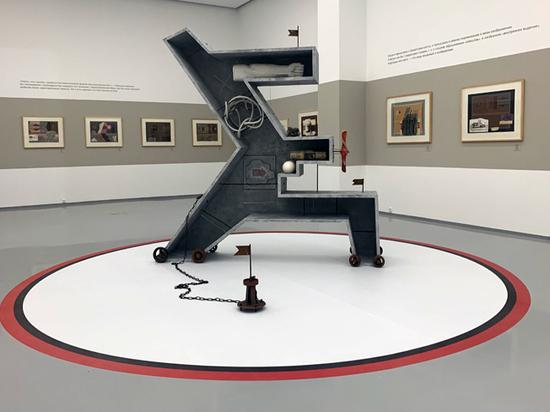 Мультимедиа Арт Музей открыл сезон серий выставок