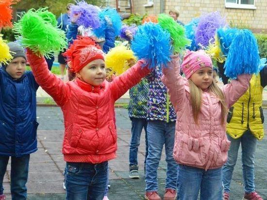 В Серпухове состоялся музыкально-патриотический фестиваль для детей