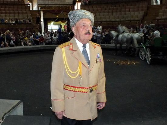 Юрий Мерденов в Воронеже: «Я пообещал, что стану лучшим наездником!»