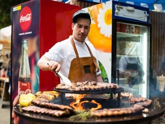 Гастрофестиваль в День города в Краснодаре объединит лучших шеф-поваров
