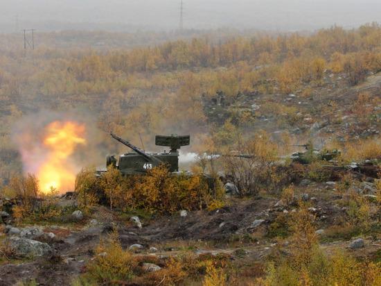 Северный флот начинает сухопутные учения в Мурманской области