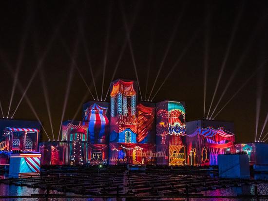 Фестиваль «Круг света» преобразит фасад Политеха