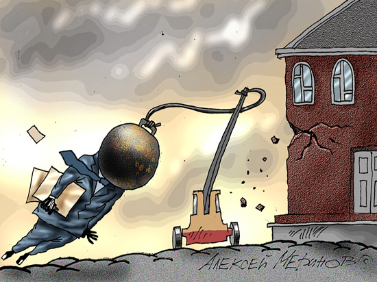 Мутко замахнулся на науку: у десятков институтов отбирают земли и имущество