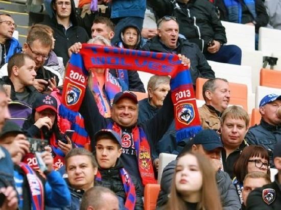 Тамбовчан приглашают на футбольный матч в Саранск