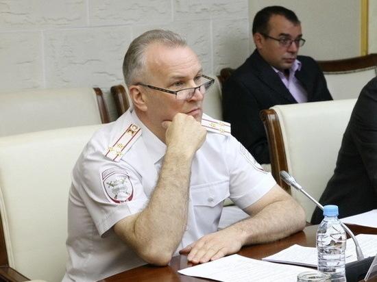 Экс-начальника тульского ГИБДД обвиняют в «нецелевых» поездках на служебных авто