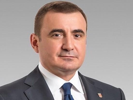 Алексей Дюмин поздравил туляков с Днем оружейника