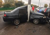 ДТП в Башкирии: водитель оказался зажат в салоне