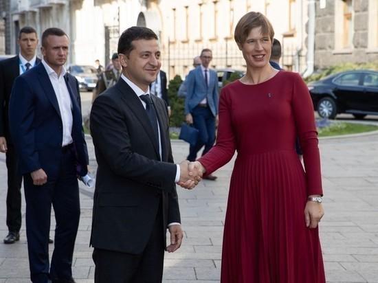 Президент Эстонии назвала причины усталости Европы от Украины