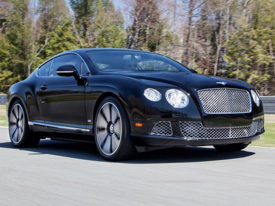 Ярославец погасил долг по налогам после ареста «Bentley»