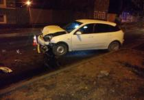В Тверской области водитель без прав попал в аварию
