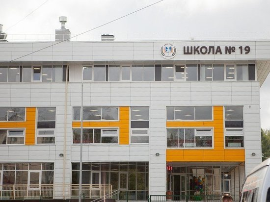 Иркутская школа № 19 переполнена почти в два раза