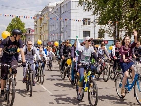 «Энергичный велодень» пройдёт в Иркутске 22 сентября