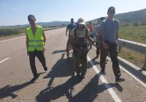 Собиравшегося изгнать Путина шамана похитили